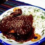Mole michoacano