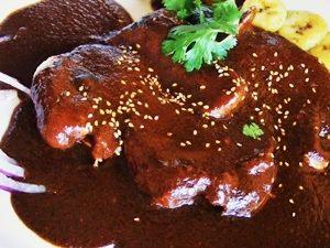 receta de mole rojo