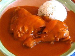 receta de mole amarillo de Oaxaca con res, pollo o cerdo